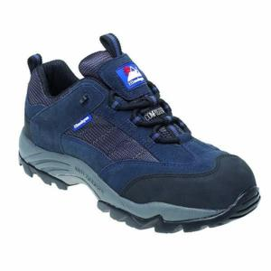 4031 Unisex Metal Free Navy Safety Trainer